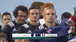 SEMIFINAL HIGHLIGHTS: New Zealand Under 20 v France - 2018