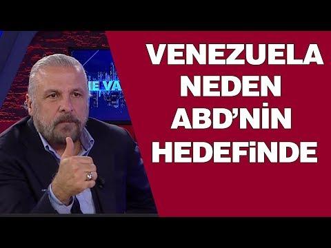 Venezuela'da neden ABD'nin hedefinde? Mete Yarar tek tek deşifre etti