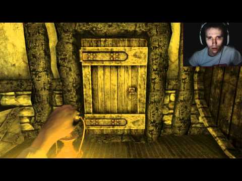 Scary Games - Amnesia Custom Story THE ATTIC Chapter 1 w/ Re
