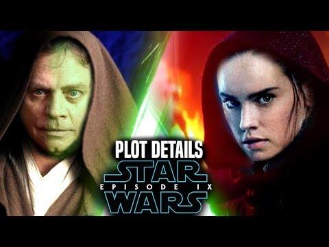Star Wars Episode 9 Plot Elements Leaked! Spoilers & More (Star Wars News)