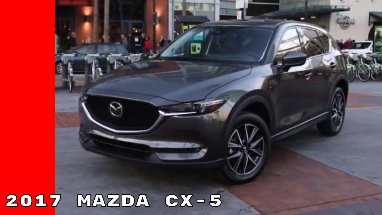Mazda Cx 5 2017 Black >> 2017 Mazda Cx 5 Youtube