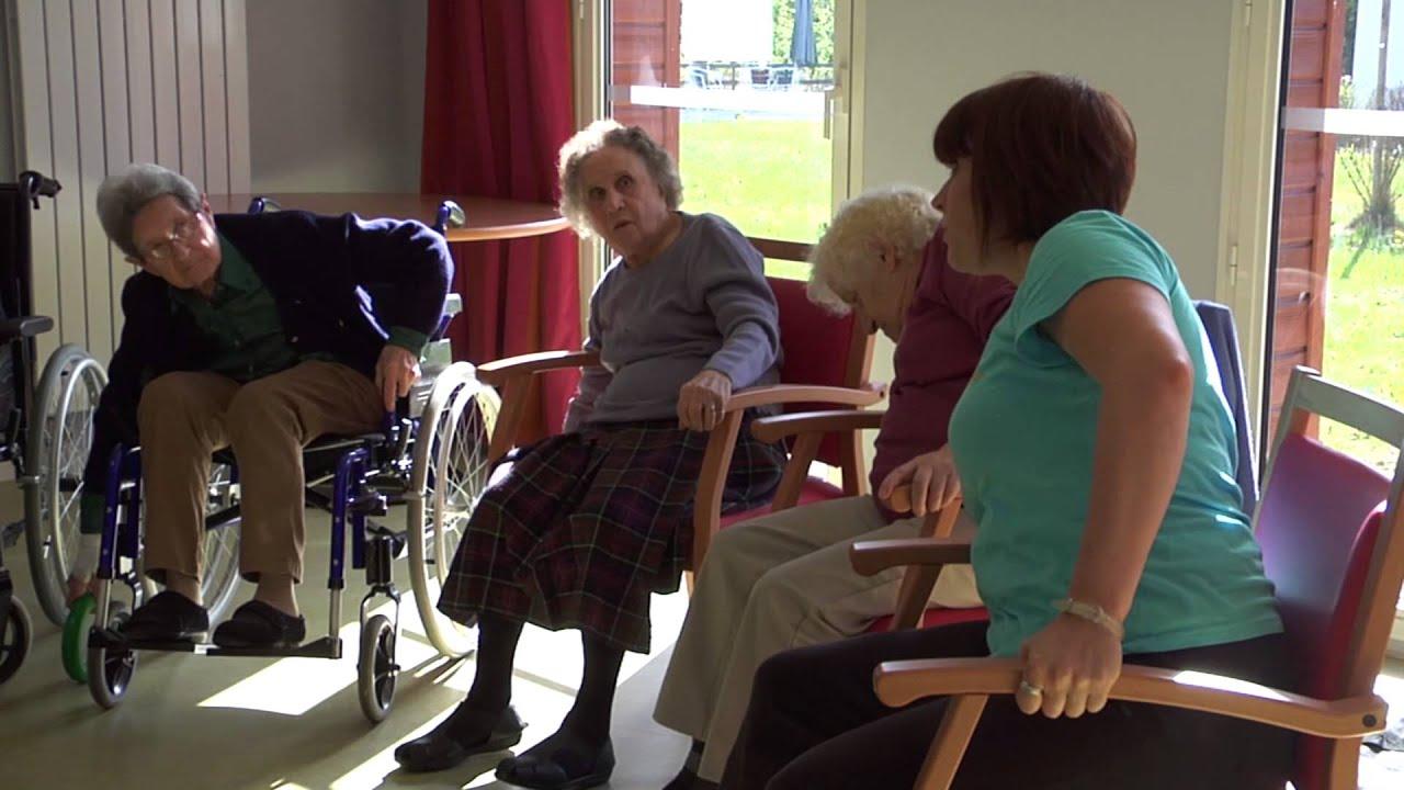 La semaine bleue en loir et cher gym douce avec siel for Aide personnes agees maison retraite