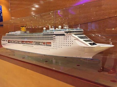 Costa Victoria : Our Cruise Diaries