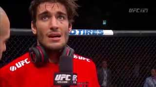 TUF Nations Finale: Elias Theodorou Octagon Interview