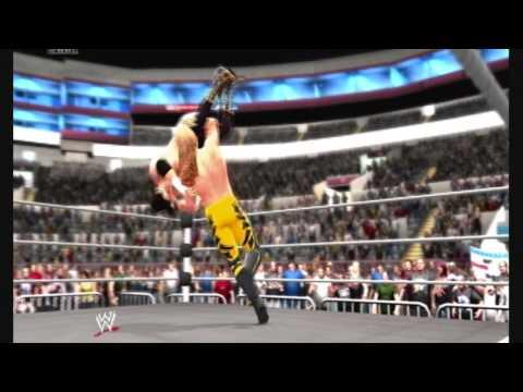 WWE '13 Moveset #3 - Chris Jericho (WCW)