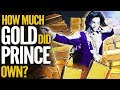 How Many Gold Bars Did Prince Own? video