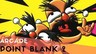 Arcade Longplay #2: Point Blank 2