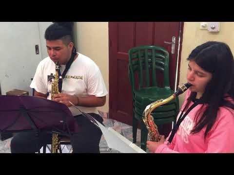 Cateura, Escuela de Música de la Orquesta de Instrumentos Reciclados