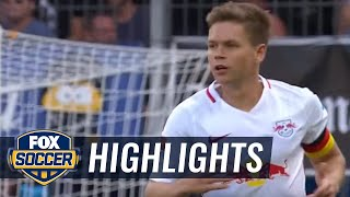Video Gol Pertandingan Hoffenheim  vs RB leipzig