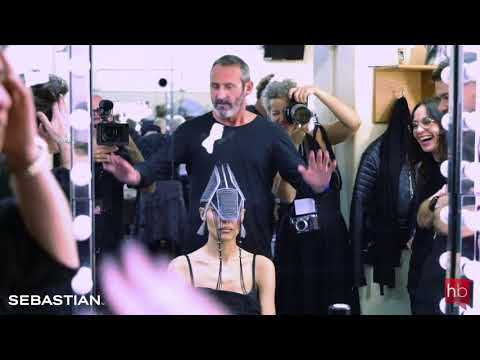 Sebastian Professional at the Alternative Hair Show 2017