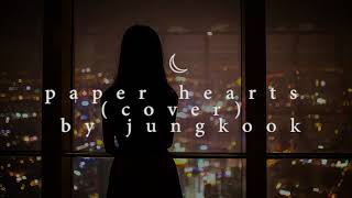 Скачать Paper Hearts Cover Jungkook But He Called You Up In The Middle Of A Rainy Night