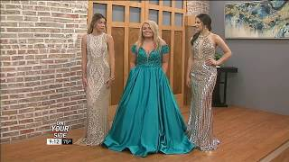 2018 Homecoming Dresses by First Impressions featuring Sherri Hill and Jovani.  Part 1