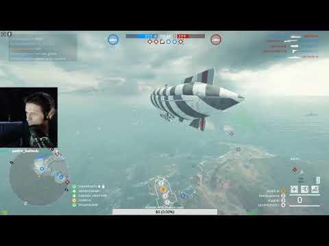 Battlefield 1 - C-class Airship | Heligoland Bight | Observer thumbnail