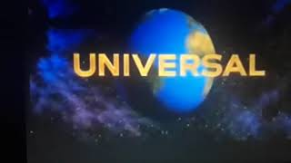 Universal  Pictures 75th Anniversary Logo Reversed
