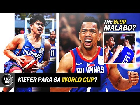 The Blur, Malabo sa World Cup | Kiefer Ravena, Isasali sa POOL | Edu & Sotto, Pinag-aaralan