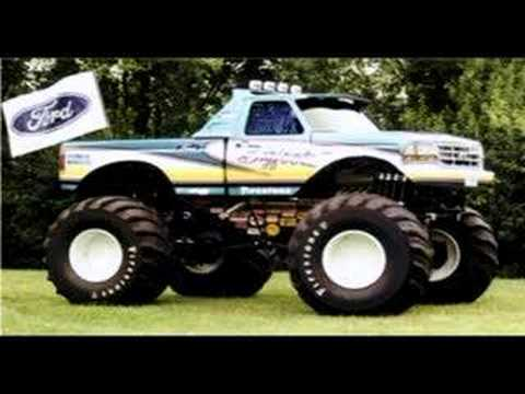 bigfoot the original monster truck youtube. Black Bedroom Furniture Sets. Home Design Ideas