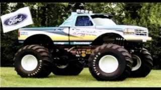 Bigfoot The Original Monster Truck