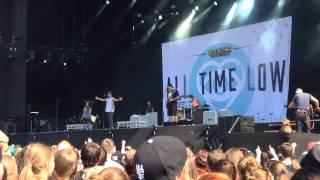 All Time Low ~ Satellite (@ Pukkelpop 2015)