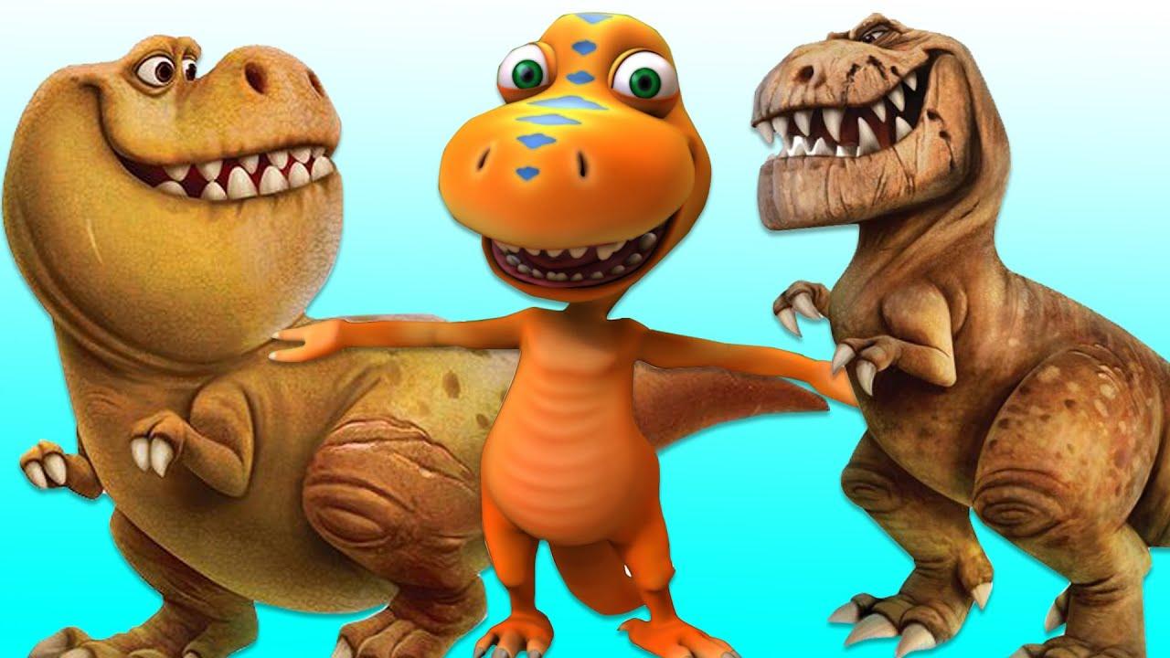Finger Family Good Dinosaur Family Nursery Rhyme   Funny Finger Family Songs For Children