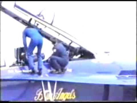 Ken Payne - Media Flight With The Blue Angels