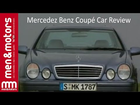 Mercedez Benz CLK 320 Coupe Car Review
