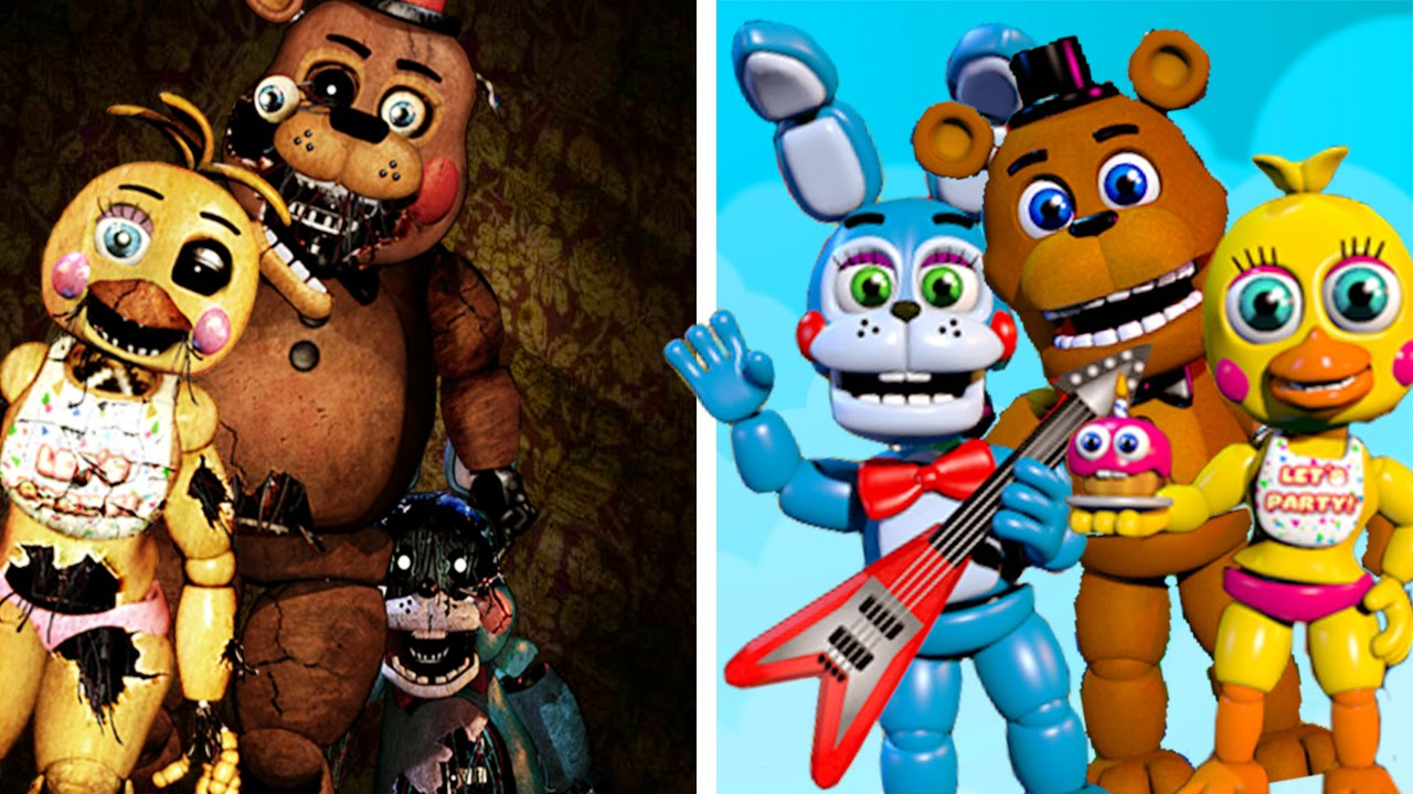 Five nights at freddys sex videos
