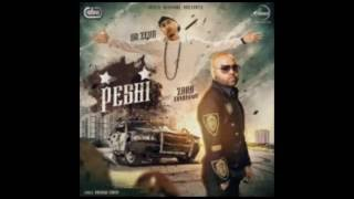 PESHI JATT DI - Zora Randhawa - Dr. Zeus Official Video Song 2016