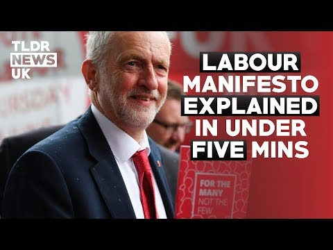 Labour Manifesto Explained in 5 Minutes
