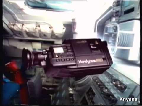 1990 - Sony Handycam