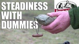 Gundog Training Tips - Steadiness With Dummies