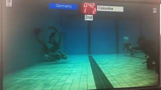 Colombia paso a la final contra Turquia - 1 ST WORLD CHAMPIONSHIPS FOR JUNIORS IN 2018