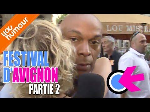 Festival d'Avignon, le documentaire - partie 2