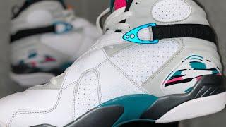 "new style 88a5c 9aed4 ""First Look"" Air Jordan 8 South Beach "" ..."