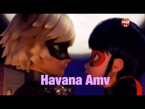 Miraculous Ladybug Amv Havana by Camila Cabello