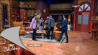 Ini Talk Show 31 Juli 2015 Part 2/6 - God Bless, Novita Dewi, Inka Christie