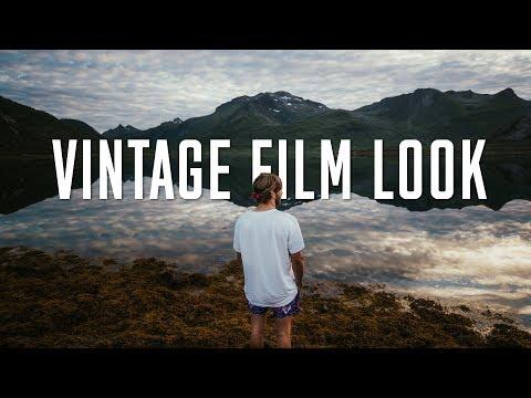 VINTAGE FILM LOOK!