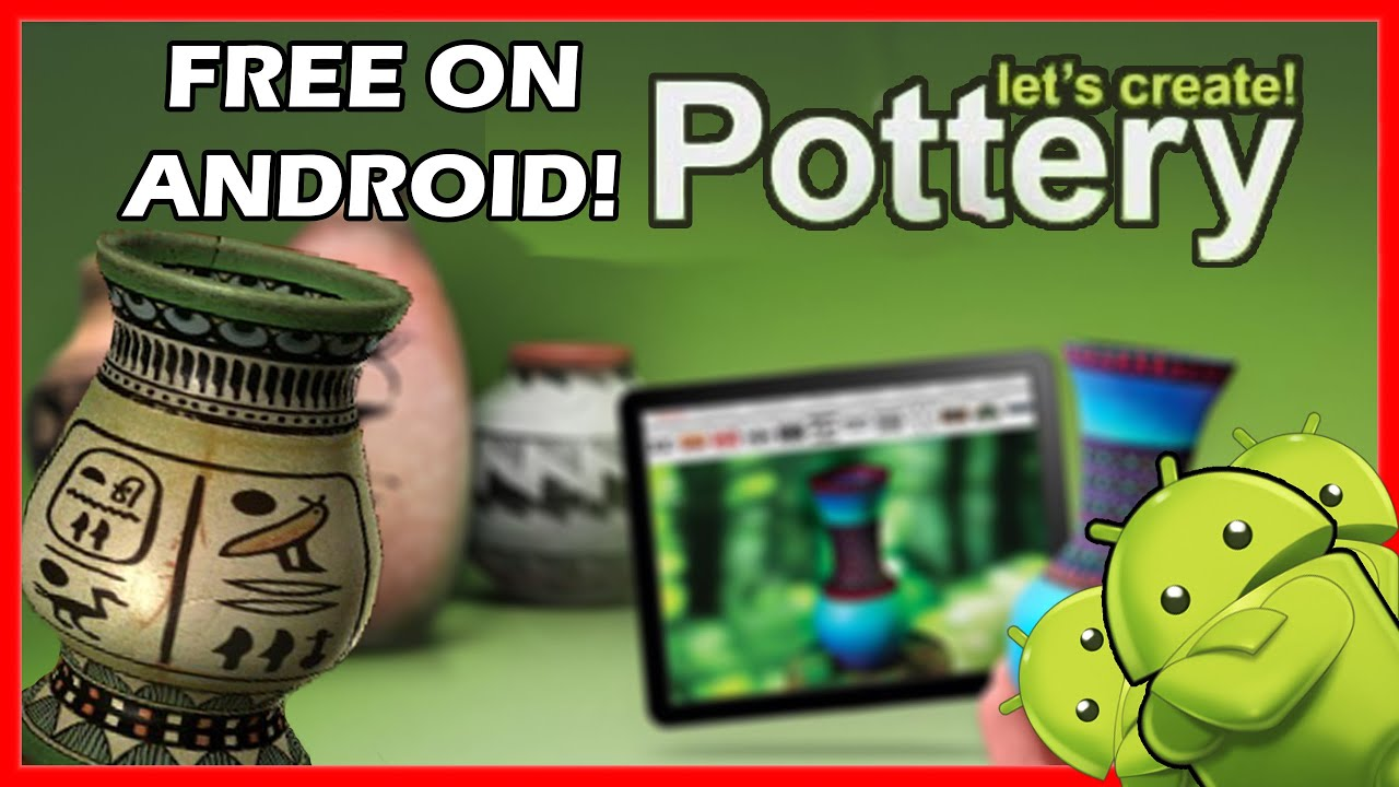"DOWNLOAD ""LET'S CREATE! POTTERY"" FULL VERSION FOR FREE!! – [ANDROID TUTORIAL]  #Smartphone #Android"