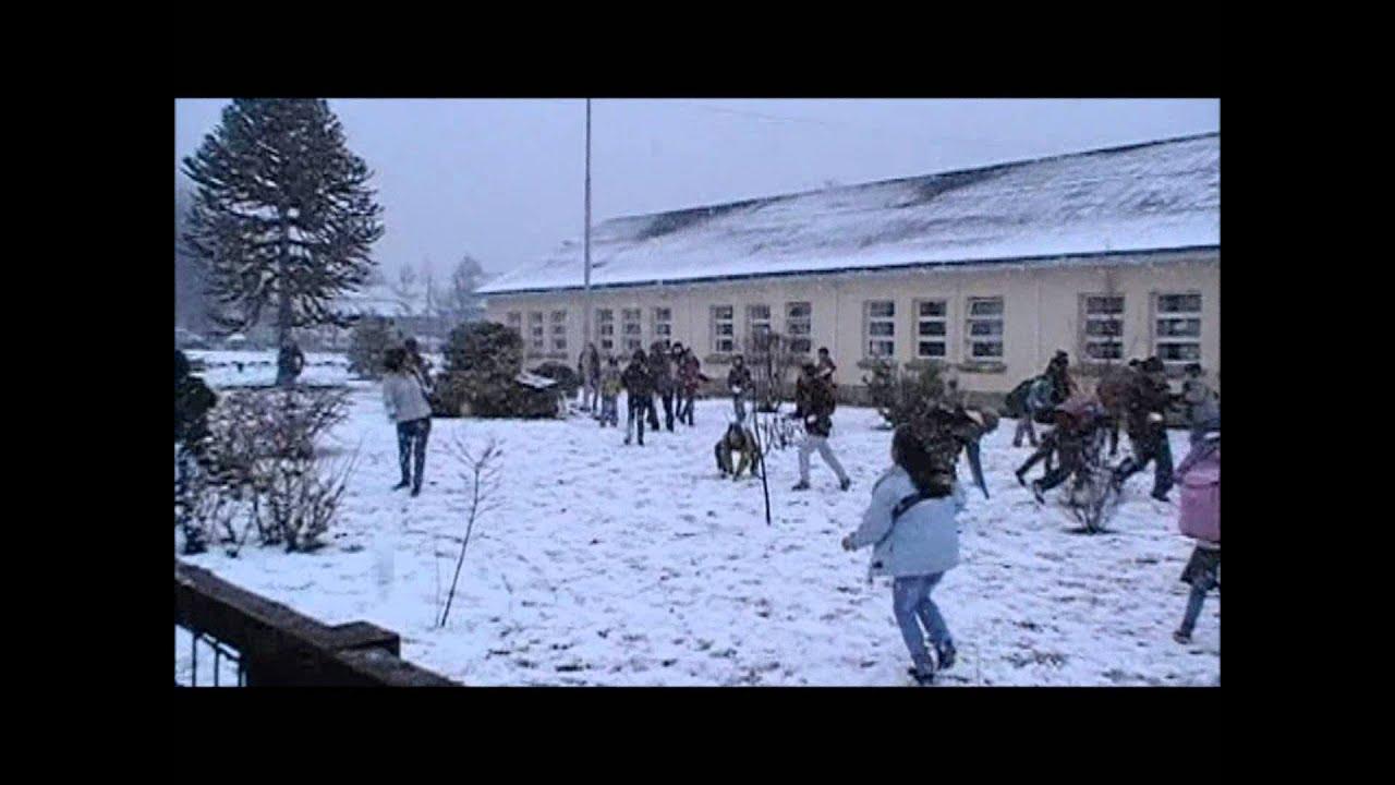 Resultado de imagen para escuela 270 con nieve