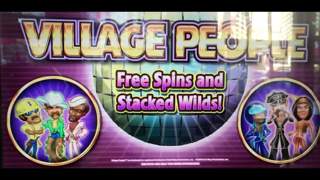 Village People Slots