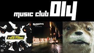Music Club 014 (A$AP Rocky, Blossoms, Boston Bun)