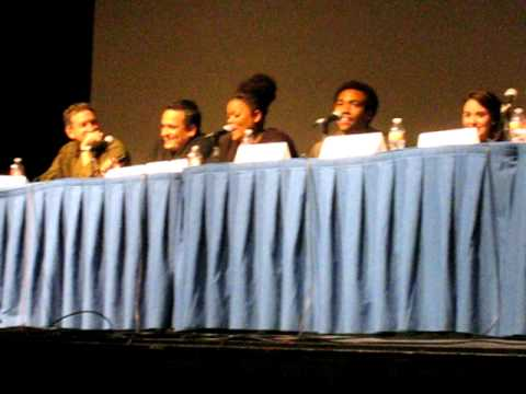 Community tv series episode screening and cast q a at for Community tv show pool episode