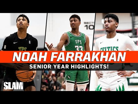 Noah Farrakhan ends career at Kyrie Irving's High School! Commits to East Carolina 🐍 from YouTube · Duration:  10 minutes 32 seconds