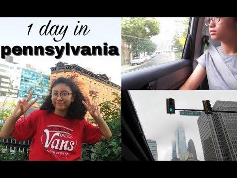 a day in pennsylvania