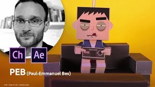 Masterclass avec Paul-Emmanuel Bes | Character Animator, le lipsync en production | Adobe France