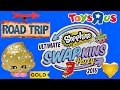 SHOPKINS SWAPKINS PARTY 2016  Road Trip to Toys R Us with Cheryl