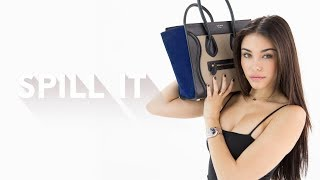 What's In Madison Beer's Bag | Spill It | Refinery29