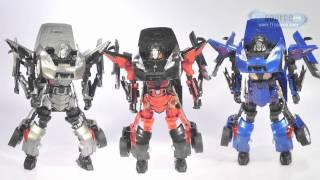 001 Black Diamond Alternity Megatron - TF Source Video Review 001
