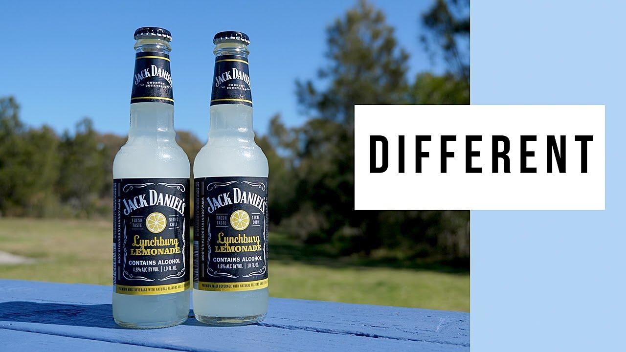 Jack Daniel's Lynchburg Lemonade Country Cocktail In Australia