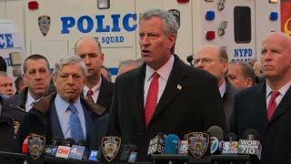 "NY explosion is a 'terrorist attack'"" mayor"