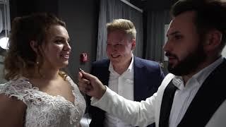 ролик алкоголь свадьба Влада и Леры